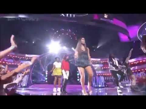 Demi Lovato - Really Don't Care & Neon Lights Live HD ( American idol 2014 , Season 13 )