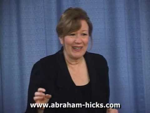 Abraham:  Getting Into The Vortex: The Big One - Esther & Jerry Hicks video