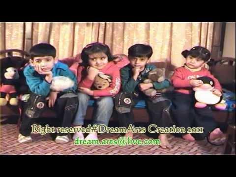 Bacho Achay Kaam Karo (kids Poem) video