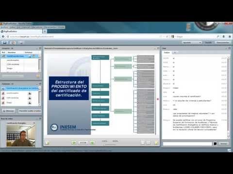 Seminario Procedimientos para la Certificación Energética de Edificios Existentes. Parte I