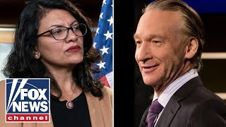 Bill Maher mocks Rep. Tlaib's call to boycott his show