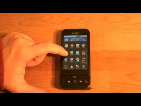 Android OS Walkthrough