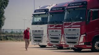 Volvo Trucks Si Prende Cura Di Te: Cliente Tortorelli Trasporti