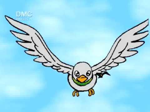 นิทาน ชาดก นกพิราบ กับ กาเจ้าเล่ห์
