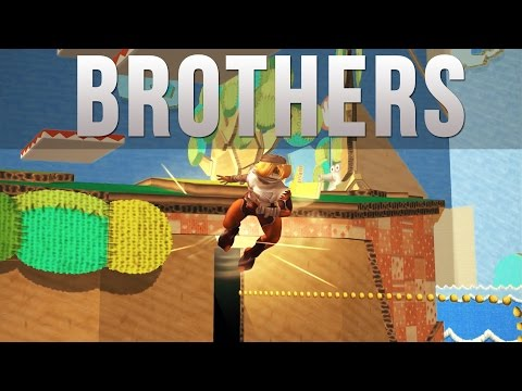 BROTHERS - Armada & Android Doubles [SSBM Montage]
