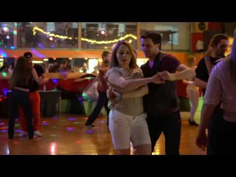 v8 ZoukMotion (NL) & Brazilian Social Dance (UK) - Mafie Zouker special event ~ video by Zouk Soul
