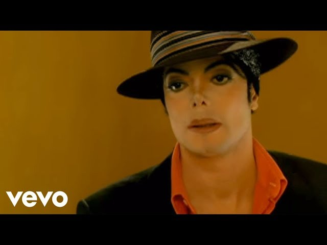 Michael Jackson - You Rock My World Official Video