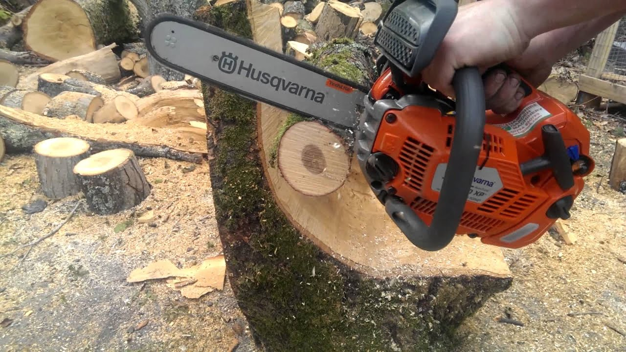 Husqvarna t540xp better than stihl ms200t perhaps youtube for Comparatif debroussailleuse stihl husqvarna