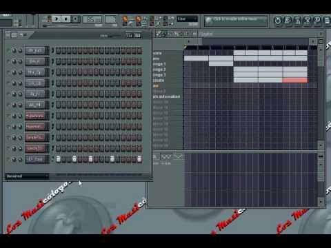 Musicologos.NET  - FL Studio - Como hacer hip hop romantico (Segunda Parte)