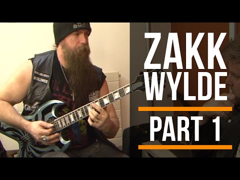 Zakk Wylde Black Label Society Touring & The Future Of The Band | Zakk Wylde Interview e