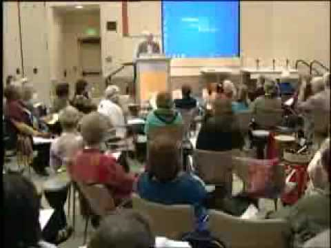 George Vaillant Positive Aging Conference Community Plenary Part 1