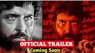 Super 30 || Trailer Is Ready || Out Very Soon || Hrithik Roshan || Mrunal Thakur
