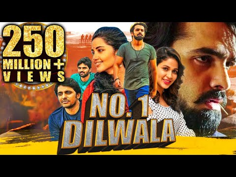 No. 1 Dilwala (Vunnadhi Okate Zindagi) 2019 New Released Full Hindi Dubbed Movie | Ram Pothineni thumbnail