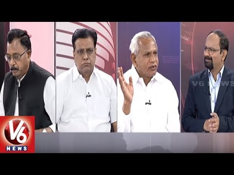 Special Debate On BC Reservations & New Panchayat Raj Act | Good Morning Telangana | V6 News