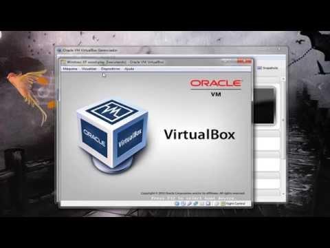 Como criar uma maquina Virtual e Instalar o Windows XP.Vista.7