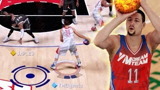 DIAMOND 99 OVR STEPH CURRY ANKLE BREAKER REVENGE!! DIAMOND KLAY THOMPSON DEBUT!! NBA 2K16 MyTEAM