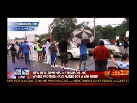 """Furious"" Bill O'Reilly Spouts Off About the Michael Brown / Ferguson, Missouri Shooting"