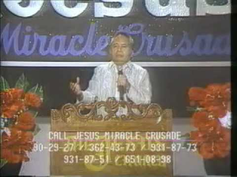 Jesus Miracle Crusade International Ministry Jmcim Malachi 4 5 video