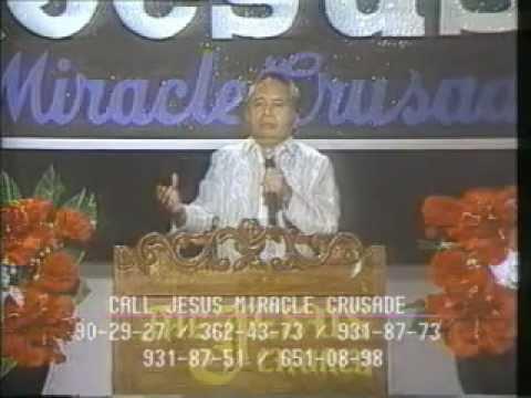 Jesus Miracle Crusade International Ministry Jmcim Malachi 4 5 video