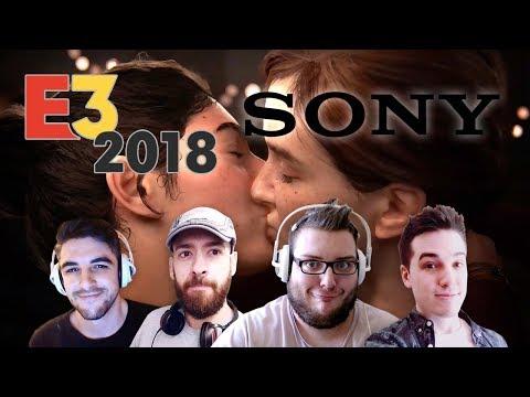 LA POLÉMICA ESTÁ SERVIDA   *E3 2018* Conferencia Sony
