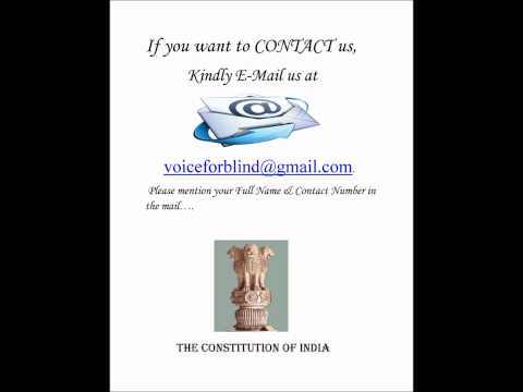 Constitution Of India Part-i (in Hindi) By (anita Sharma) video