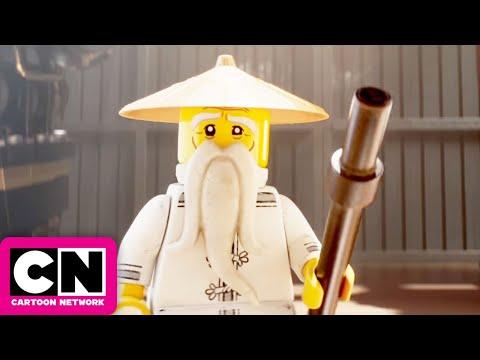 Lego Ninjago Movie Outtakes Cartoon Network