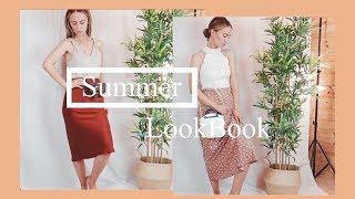 Summer LookBook 2019 | Skirts