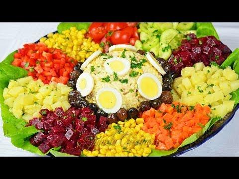 Reteta Salata marocana - JamilaCuisine