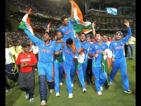 World.cup.2011.official.song-de Ghuma Ke Hd  Udhav. video