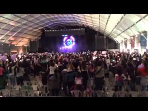 Concierto Violetta Bogotá