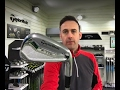 TaylorMade P770 Forged Iron Review With Launch Monitor Data