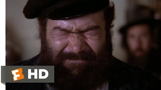 Popeye (3/8) Movie CLIP - Bluto Blows! (1980) HD