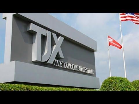 TJX Companies Tumbles on Weak First Quarter, Full-Year Outlook