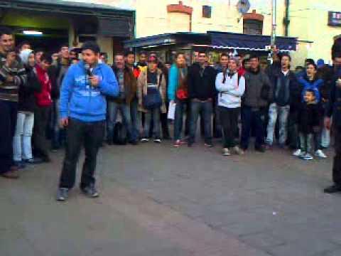 El Chileno en Lanús 03-07-14