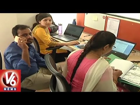 Special Report On 'Virtual Office' Spaces For Rent In Hyderabad | V6 News