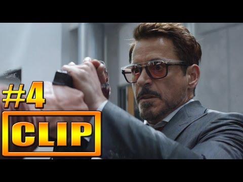 "Captain America Civil War ""The Team vs Bucky"" Clip"