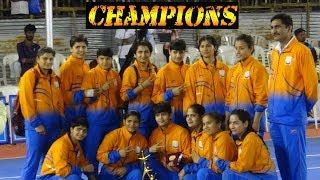 Final - SSB Haryana Army vs South Railway Hyderabad | All India Women Kabaddi Jan 2019 @ Tamilnadu