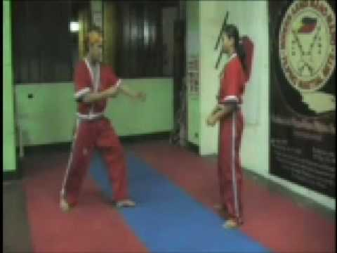 Mano Mano / Street Fighting Techniques Part 1 Image 1