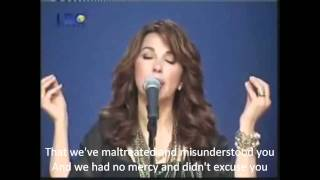 (Beirut Lady Of The World) Arabic song + English Subtitles
