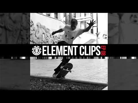 Element Clips #08 - Mason Silva in Paris, Jaakko wizardly, Phil Zwijsen scooter carrier & More