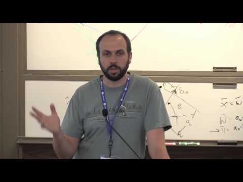 Multibody Dynamics and Control with Python part 2 | SciPy 2014 | Jason Moore