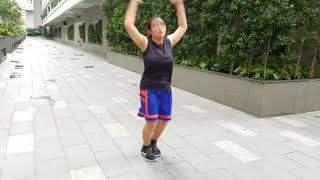 8 Phút 150 Calories Giảm Mỡ Cho Học Sinh Mập ??? HLV Ryan Long Fitness