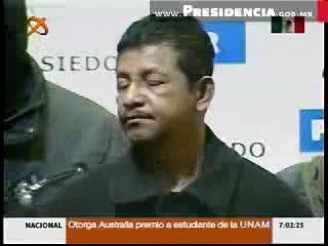 En Apatzingán fueron detenidos los Zetas responsables de los ataques en Michoacán el 15 de Septiembre Video