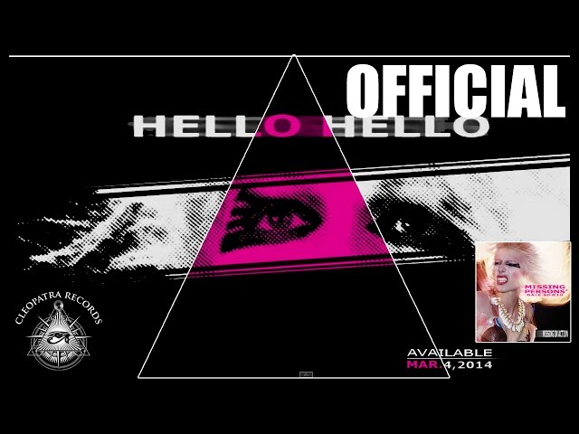 Missing Persons' Dale Bozzio - Hello Hello (Missing In Action)