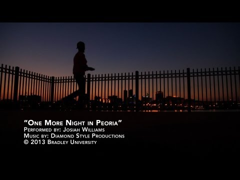 One More Night In Peoria [official Music Video] video