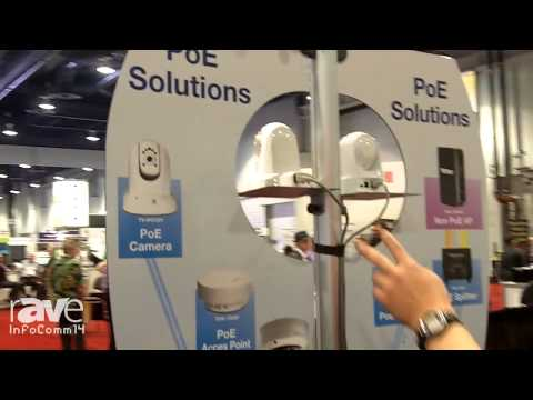 InfoComm 2014: TRENDnet Shows its PoE Switches