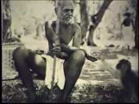 Bhagawan Ramana Maharshi rare video