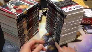 Sale/Trade: The Complete Fullmetal Alchemist Manga Set (Volume 1-27)