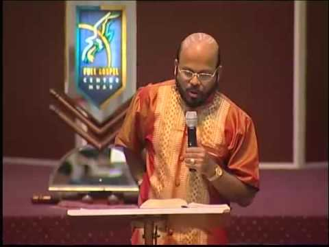 Dr.jonathan David - The Jehu Anointing 3 8 video