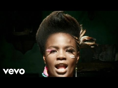 Noisettes - Don't Give Up (UK Version)